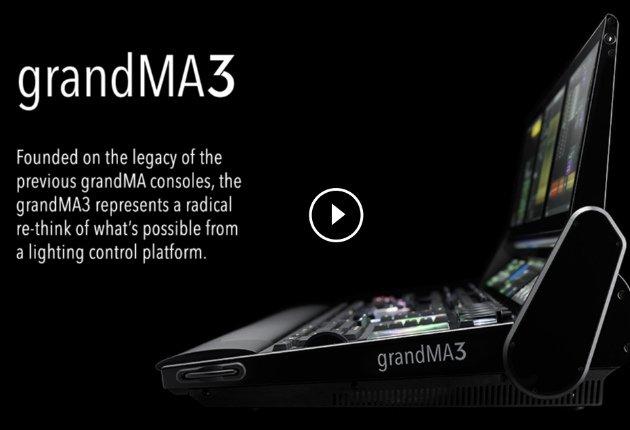 MA Lighting grandMA3: Neuer Produktvideo-Teaser ist online