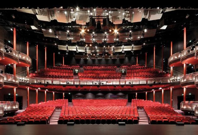 Alcons Audio sorgt für die neue Beschallung im Duisburger Theater am Marientor