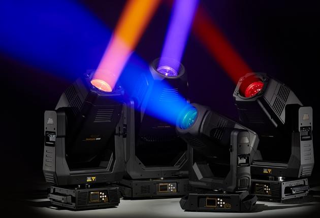High End Systems mit Hog Factor und neuen Produkten auf der Prolight + Sound