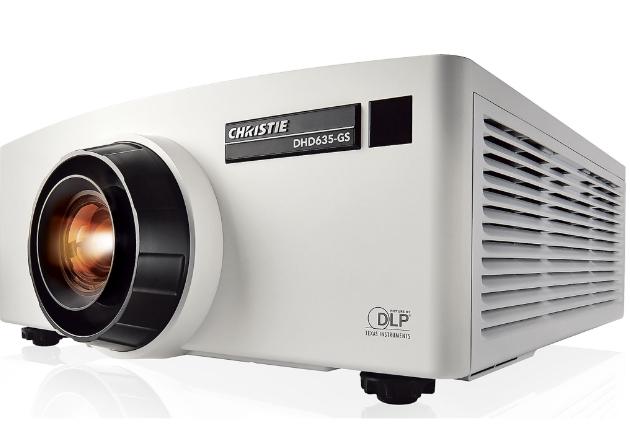 Christie präsentiert neue Laser-Phosphor Modelle der GS-Serie