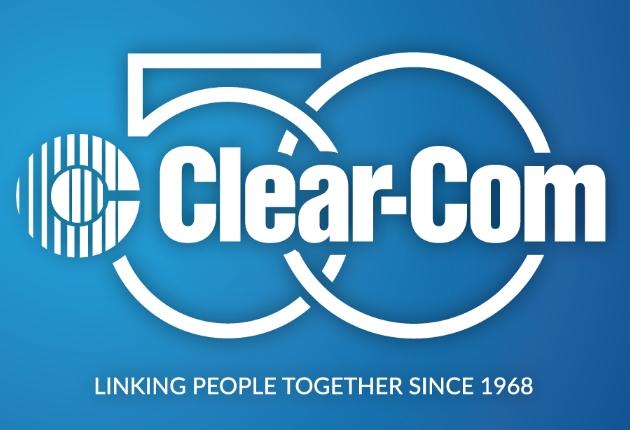 Glückwunsch! Clear-Com feiert 50-jähriges Jubiläum auf der Prolight + Sound