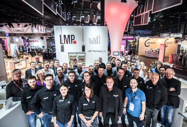 LMP blickt auf erfolgreiche Prolight + Sound 2018 zurück