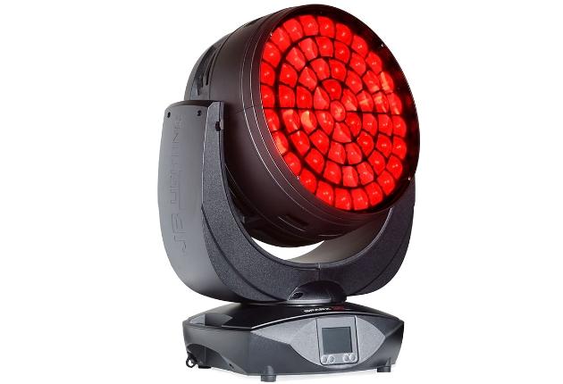 JB-Lighting stellt LED Washbeam Sparx 18 und Sparx 30 zur Prolight + Sound vor