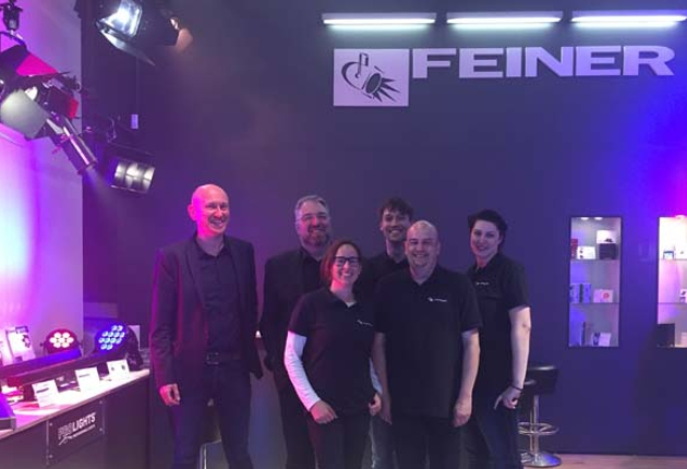 FEINER Lichttechnik zieht positive Prolight + Sound-Bilanz