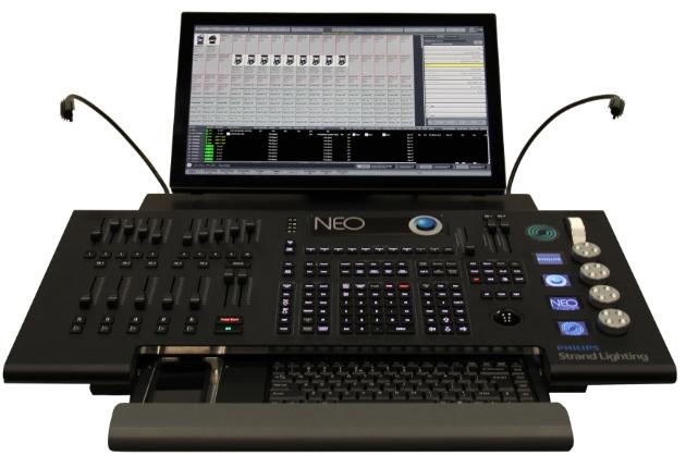 Philips Strand Neo mit neuer Software 3.8 auf der Prolight + Sound