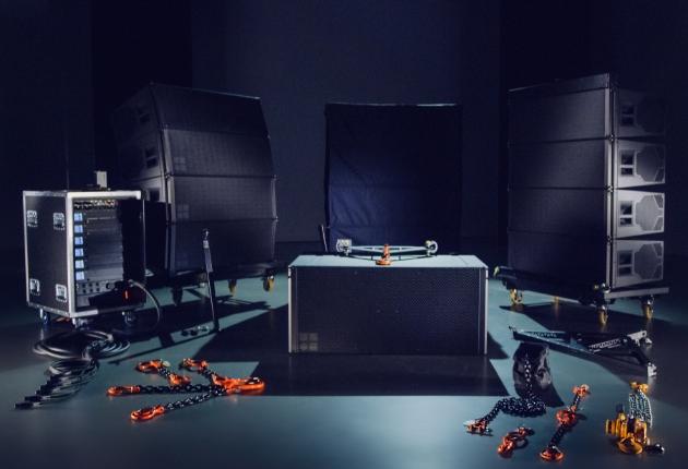 d&b audiotechnik präsentiert die SL-Serie mit dem GSL-System