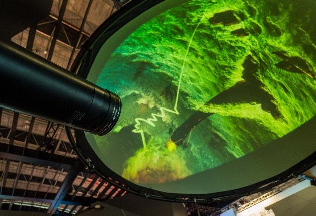 Panasonic präsentiert holografische Live-Projektion auf der Prolight + Sound