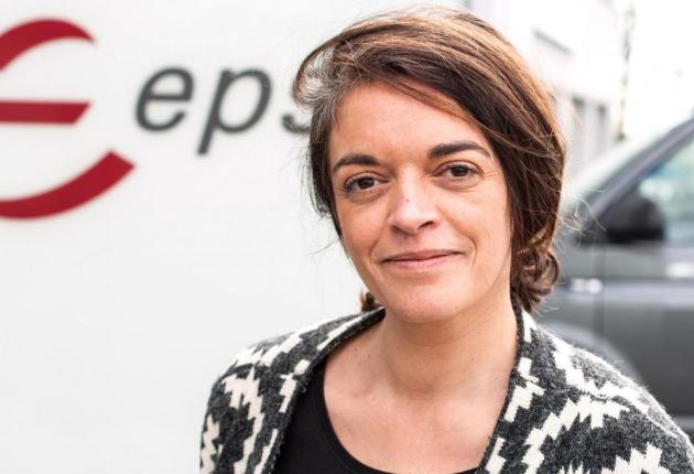 Celine Kühnel erweitert Geschäftsführer-Team in der eps GmbH