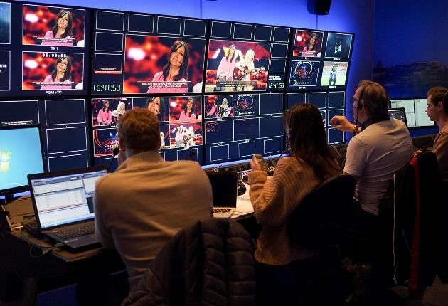 Broadcast Solutions baut neue HD/UHD Regieräume für NEP Sweden