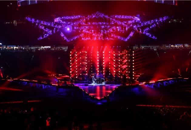 LD Systems stattet das Rodeo Houston mit mehr als 300 Scheinwerfern von GLP aus