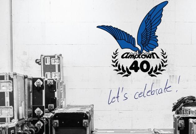 Glückwunsch! amptown cases feiert 40-jähriges Jubiläum auf der Prolight + Sound