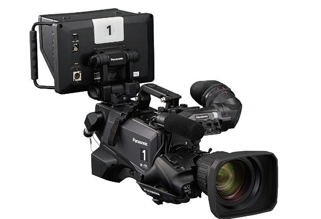 Showrental investiert in Kamerasystem Panasonic AK-UC4000 4K