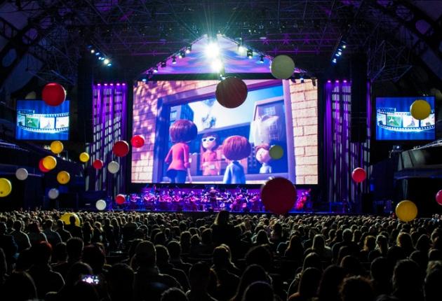DPA Microphones überzeugen bei Disney In Concert