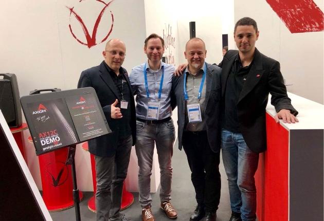 Die IAD GmbH übernimmt den exklusiven Vertrieb von AXIOM Pro Audio