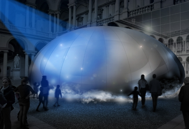 Panasonic präsentiert auf dem Fuorisalone die Installation TRANSITIONS