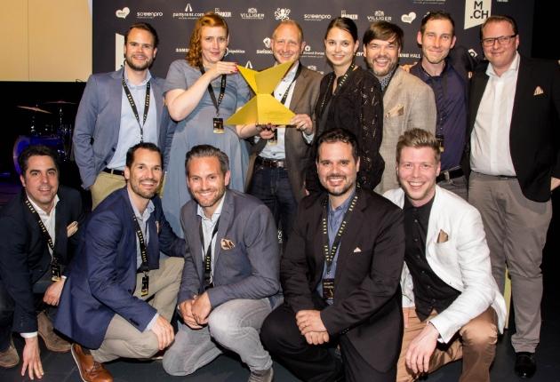 Habeggers Mobilität der Zukunft erhält den goldenen Xaver Award