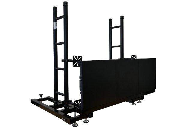 Prolyte stellt das Universal LED Stack System (LSU) für LED-Screens vor
