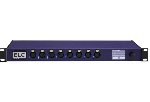 satis&fy investiert in zehn ELC Lighting dmXLAN nodeGBx8
