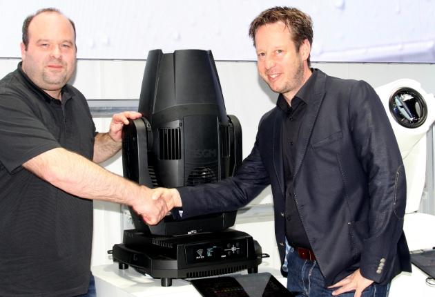 Motion Rental investiert massiv in den G-Spot Turbo von SGM