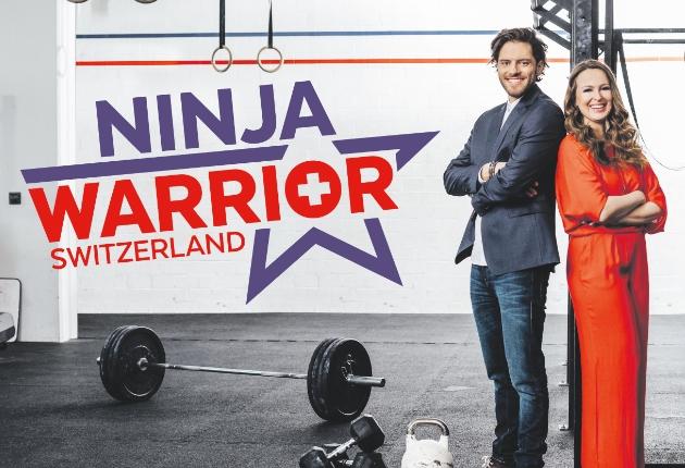 Habegger sichert sich den Produktionsauftrag für Ninja Warrior Switzerland