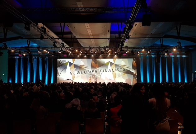 GAHRENS + BATTERMANN setzt den German Design Award 2018 in Szene