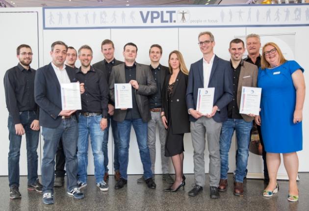 mld, Wilhelm & Willhalm, Rigging-Service und ton:media erhalten DPVT Zertifikat