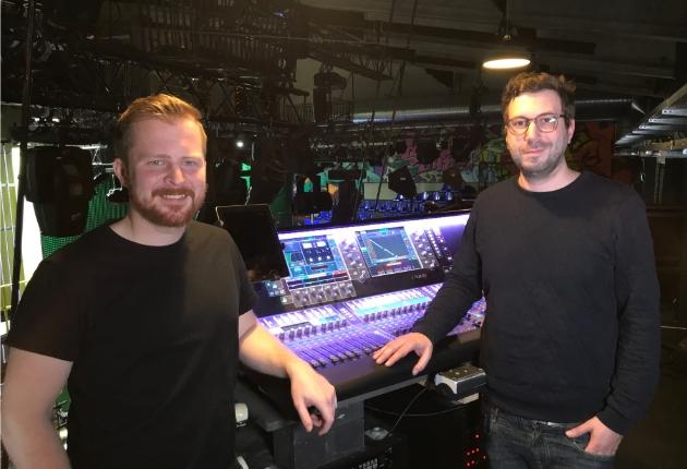 Allen & Heath dLive sorgt für den Sound im Fack Ju Göhte Musical