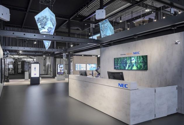 Gahrens + Battermann unterstützt Messepräsenzen von NEC Display Solutions