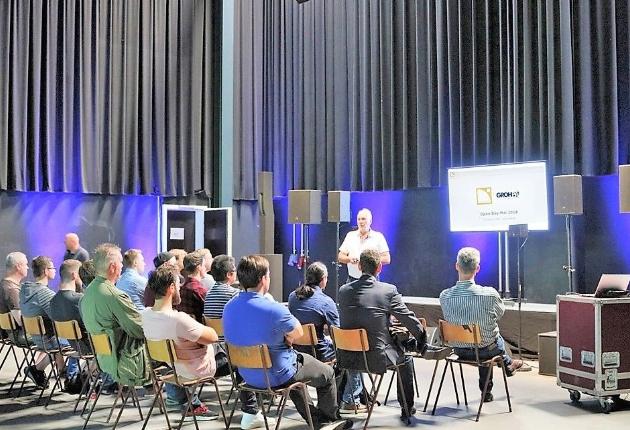 Groh-P.A. präsentiert Weltneuheiten beim L-Acoustics Open Day