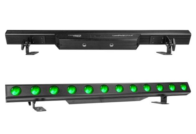 Prolights präsentiert die neuen LED-Bars Tribe LumiPix12QTOUR und Tribe LumiPix15IP