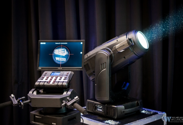 Wilhelm & Willhalm event technology investiert in Robe RoboSpot