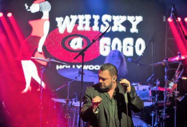Alphaville und Richard Kay setzen auf Chauvet im Whisky A Go Go Los Angeles