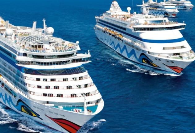Die AIDA Flotte setzt im maritimem Einsatz auf Sennheiser Digital 6000 Funkmikrofone