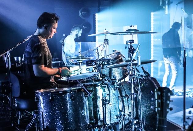 Snow Patrol vertraut bei allen Konzerten und TV-Auftritten auf DPA Microphones
