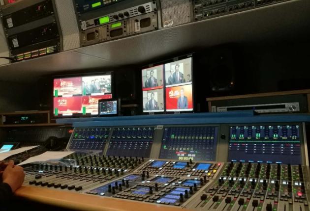 Hunan TV modernisiert Ü-Wagen mit CRESCENDO von Stage Tec