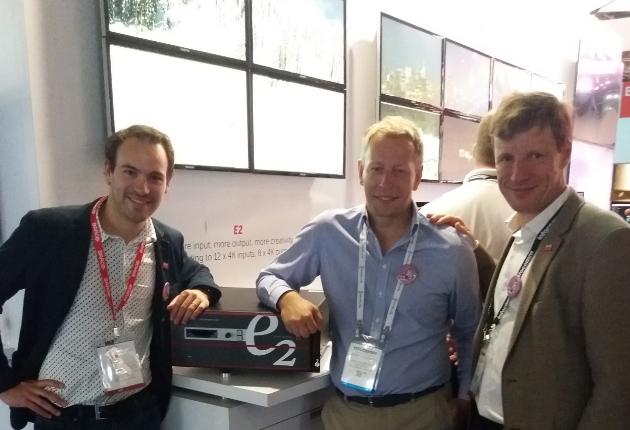 AED Rent investiert in das neue Barco Event Master E2 Präsentationssystem