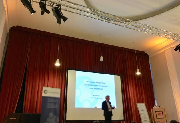 Thon-Dittmer-Palais Regensburg setzt auf Beleuchtung von Feiner Lichttechnik