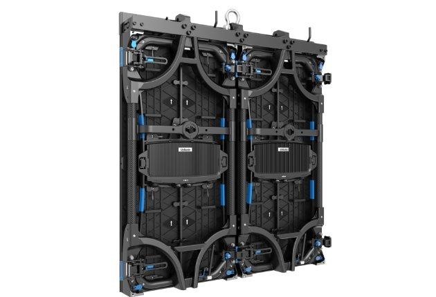 Screen Visions bietet neuartiges LED-Modul Unilum UPAD III H5 zur Vermietung an