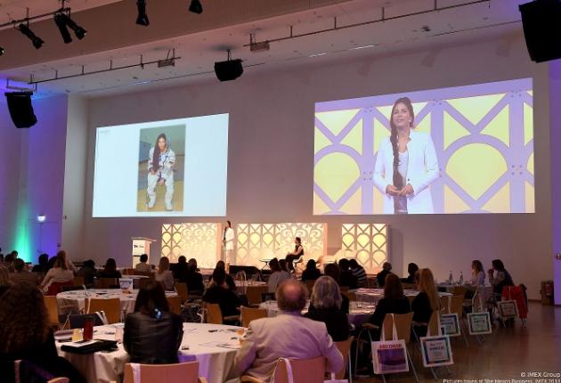 Gahrens + Battermann als Technikdienstleister der She Means Business-Konferenz auf der IMEX
