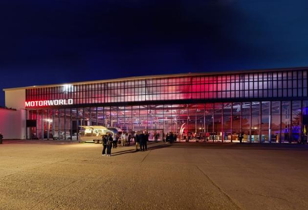 Kuchem Konferenz Technik ist Partner der MOTORWORLD