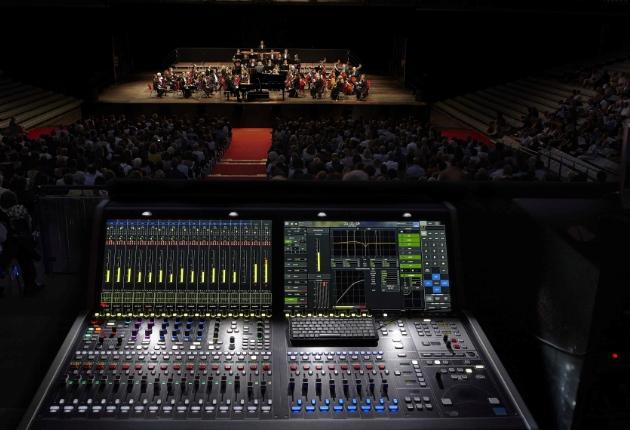 Lawo und d&b audiotechnik sorgen für Immersive Audio beim Ravenna Musik-Festival