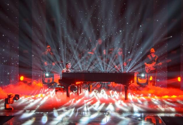 MA Lighting und Claypaky setzen die Amadeus Austrian Music Awards in Szene