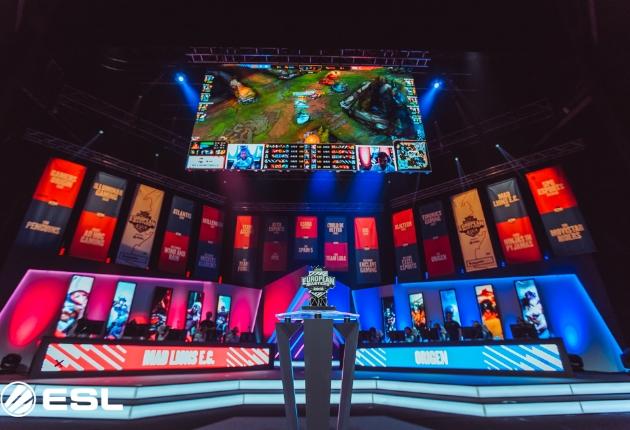 ESL League of Legends vertraut auf ein Blackmagic Playout-System