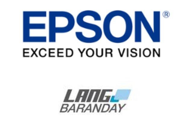 Epson und LANG-BARANDAY schließen Partnerschaft für den AV- und Rental-Markt