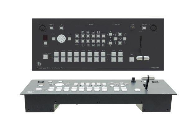 Kramer Electronics präsentiert die neue VP-772T-Fernsteuerungskonsole