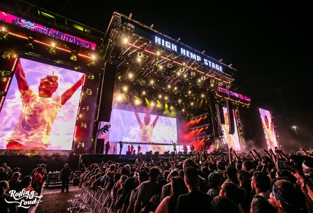 3G Productions beschallt mit L-Acoustics das Rolling Loud-Festival in Miami