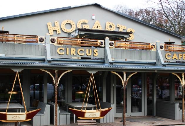 One Systems und Apart Audio sorgen für perfekten Sound im Hogarts Circus Caffee