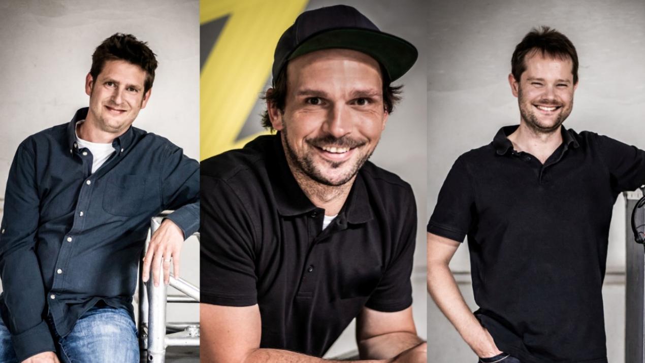 Andreas Süssmann, Oliver Grimm und Felix Kahn verstärken LIMELIGHT