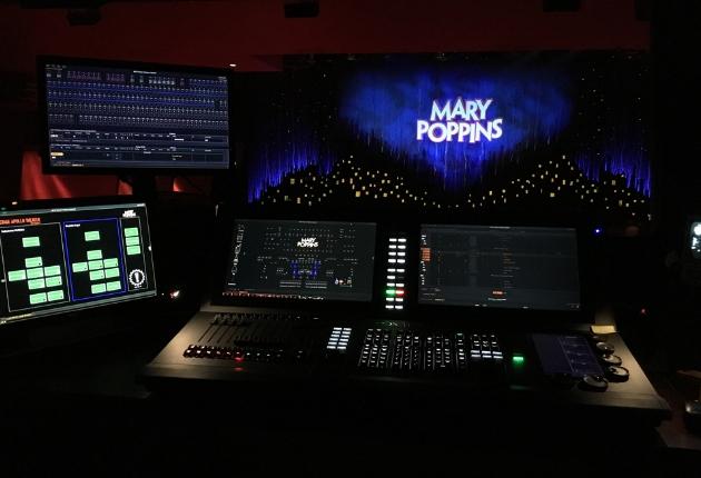 Stage Entertainment Germany setzt auf die Eos-Konsolen von ETC