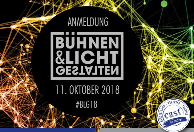 cast lädt zu den Bühnen&LichtGestalten am 11. Oktober nach Schwerte ein